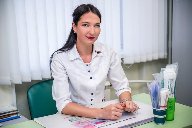 Осмотр у российского гинеколога