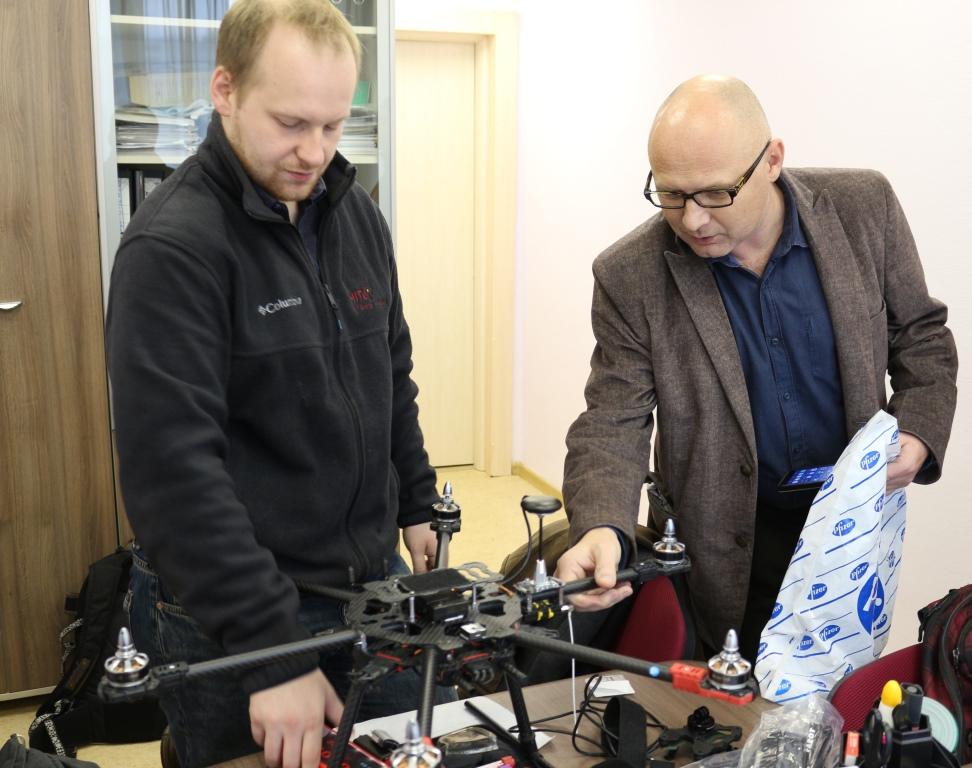 Мед. сотрудники будут использовать дроны для транспортировки крови иорганов доноров